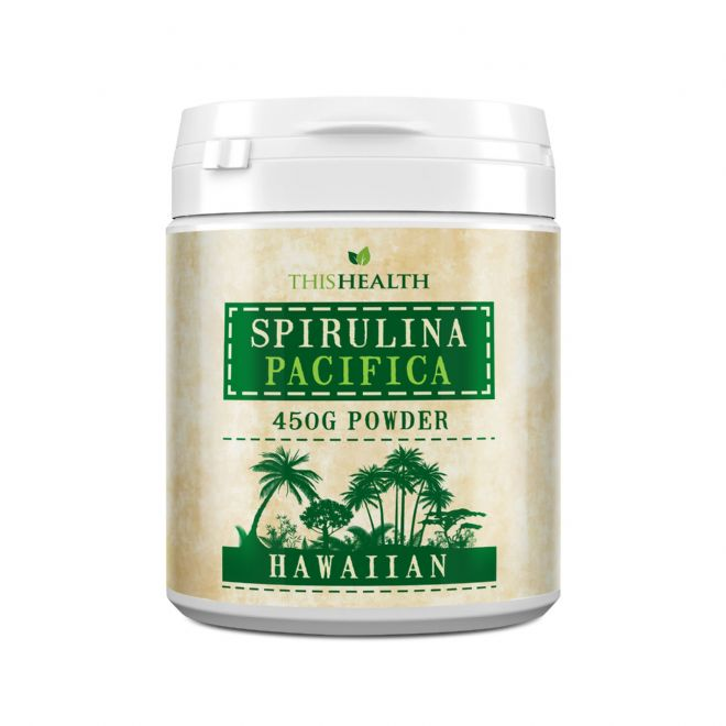 500g Spirulina powder